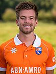 BLOEMENDAAL - Thierry Brinkman. Heren I van HC Bloemendaal , seizoen 2019/2020.   COPYRIGHT KOEN SUYK