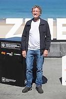 Actor Daniel Fanego poses during `Eva no duerme´ film presentation at 63rd Donostia Zinemaldia (San Sebastian International Film Festival) in San Sebastian, Spain. September XX, 2015. (ALTERPHOTOS/Victor Blanco) /NortePhoto.com