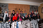 Women's Christmas: Ladies from the Listowel Women's Choir celebrating Women's Christmas at Behan's Horseshoe Bar, Listowel on Saturday night last.