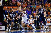Boise St Basketball 2009-10 v Nevada