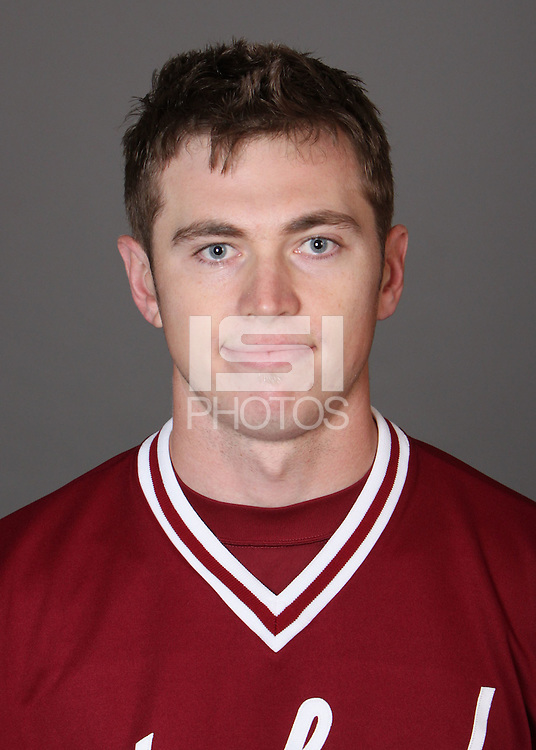 STANFORD, CA - NOVEMBER 11:  Chris Reed of the Stanford Cardinal during baseball picture day on November 11, 2009 in Stanford, California.