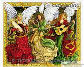 Ingrid, HOLY FAMILIES, HEILIGE FAMILIE, SAGRADA FAMÍLIA, paintings+++++,USISGAI07C,#XR# angels ,vintage