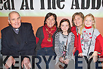 BAZAAR: Having great fun at the St John's Parish Annual Bazaar at the KDYS hall, Tralee on Sunday l-r: Fr Michael O'Leary, Margaret and Marie O'Shea and Ann and Claire Stagg.