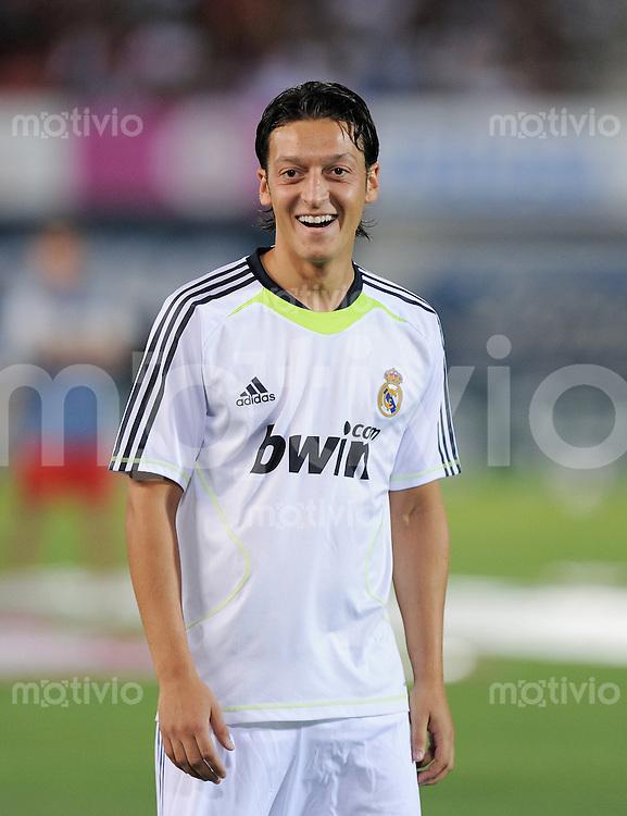 FUSSBALL  INTERNATIONAL  PRIMERA DIVISION  SAISON 2010/2011   29.08.2010 1. Spieltag RCD Mallorca - Real Madrid Mesut OEZIL (Real Madrid)