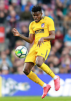 Atletico de Madrid's Thomas Partey during La Liga match. March 4,2018. (ALTERPHOTOS/Acero) /NortePhoto.com NORTEPHOTOMEXICO