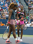 at the US Open being played at USTA Billie Jean King National Tennis Center in Flushing, NY on August 29, 2013