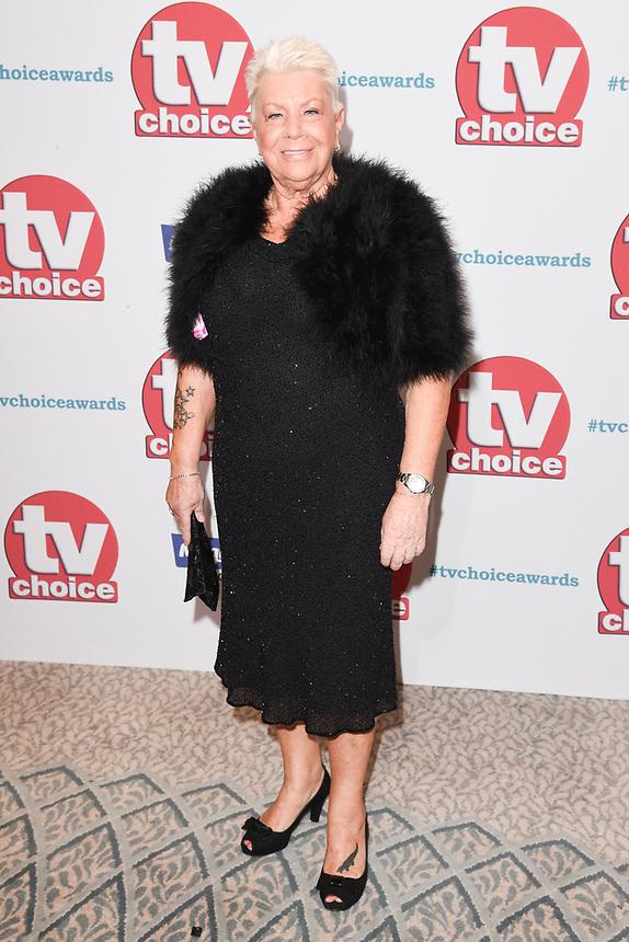 Laila Morse<br /> arriving for the TV Choice Awards 2017 at The Dorchester Hotel, London. <br /> <br /> <br /> ©Ash Knotek  D3303  04/09/2017