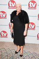 Laila Morse<br /> arriving for the TV Choice Awards 2017 at The Dorchester Hotel, London. <br /> <br /> <br /> &copy;Ash Knotek  D3303  04/09/2017