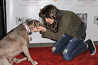"LOS ANGELES, CA - NOVEMBER 03: ""Stand Up For Pits"" Los Angeles held at Largo on November 3, 2013 in Los Angeles, California. (Photo by Rob Latour/Celebrity Monitor)"