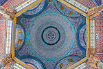 Middle East, Israel, Jerusalem, Dome of the Rock, interior