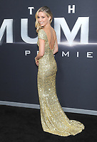 "NEW YORK, NY - June 6: AnnaBelle Wallis attend the American premiere for ""The Mummy"" on June 6, 2017 at AMC Loews Lincoln Square in New York City. Photo by : John Palmer/MediaPunch"