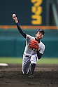 Tomohiro Anraku (Saibi),.APRIL 3, 2013 - Baseball :.85th National High School Baseball Invitational Tournament final game between Saibi 1-17 Urawa Gakuin at Koshien Stadium in Hyogo, Japan. (Photo by Katsuro Okazawa/AFLO)