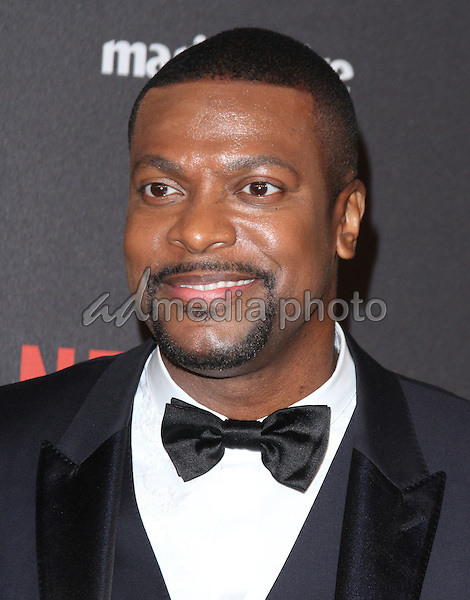 10 January 2016 - Los Angeles, California - Chris Tucker. 2016 Weinstein Company & Netflix Golden Gloves After Party held at the Beverly Hilton Hotel. Photo Credit: AdMedia