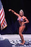 Woman Bodybuilding, Bikini,  Competition Winner