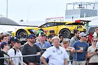 IMSA WeatherTech SportsCar Championship<br /> Mobil 1 SportsCar Grand Prix<br /> Canadian Tire Motorsport Park<br /> Bowmanville, ON CAN<br /> Sunday 9 July 2017<br /> 4, Chevrolet, Corvette C7.R, GTLM, Oliver Gavin, Tommy Milner<br /> World Copyright: Richard Dole/LAT Images<br /> ref: Digital Image DOLE_CTMP_17_001418