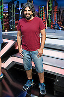 Spanish actor Jose Juan Vaquero during the presentation of the new season of the tv show · El Hormiguero · of Antena 3 channel. September 01, 2016. (ALTERPHOTOS/Rodrigo Jimenez) NORTEPHOTO