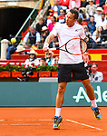 Davis Cup by BNP Paribas.<br />