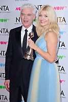 Phillips Schofield &amp; Holly Willoughby at the National Television Awards 2018 at the O2 Arena, Greenwich, London, UK. <br /> 23 January  2018<br /> Picture: Steve Vas/Featureflash/SilverHub 0208 004 5359 sales@silverhubmedia.com