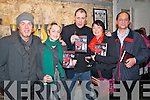 "Book Launch : Pictured at the launch of Listowel native Francis Lawlor's book ""Repentance"" at St John's Arts centre, Listowel on Friday night last were John Chute, Carmel Kelly, Francis Lawlor, Celia Mahony & Bill Fawaz"