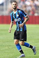 Lugano 14-07-2019 <br /> Football 2019/2020 pre season Friendly match <br /> Lugano - Inter <br /> Photo Matteo Gribaudi / Image Sport / Insidefoto Marcelo Brozovic