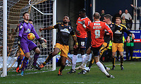 Luton Town v Cambridge united - 16.01.2016