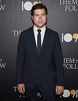 "30 July 2019 - Los Angeles, California - Dan Kaslow. ""Them That Follow"" Los Angeles Premiere held at the Landmark Theatre. Photo Credit: Billy Bennight/AdMedia"