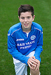 St Johnstone FC Academy U15's<br /> Patrick Brown<br /> Picture by Graeme Hart.<br /> Copyright Perthshire Picture Agency<br /> Tel: 01738 623350  Mobile: 07990 594431