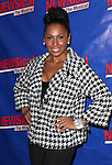 Maya Days attending the Opening Night Performance of Perez Hilton in 'NEWSical The Musical' at the Kirk Theatre  in New York City on September 17, 2012.