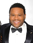 PASADENA, CA - FEBRUARY 11: Actor Anthony Anderson arrives at the 48th NAACP Image Awards at Pasadena Civic Auditorium on February 11, 2017 in Pasadena, California.
