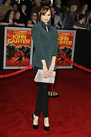 """LOS ANGELES - FEB 22:  Debby Ryan at the  """"John Carter"""" Premiere at the Regal LA Live on February 22, 2012 in Los Angeles, CA12"""