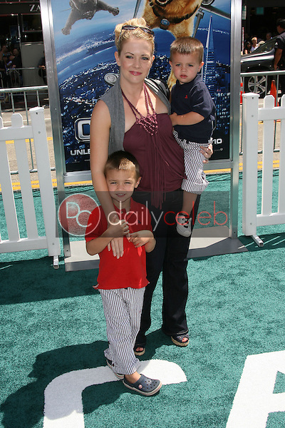 """Melissa Joan Hart<br /> at the """"Cats and Dogs The Revenge Of Kitty Galore"""" World Premiere, Chinese Theater, Hollywood, CA. 07-25-10<br /> David Edwards/DailyCeleb.com 818-249-4998"""