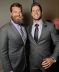 Ryan Fitzpatrick and Kevin Walter at the Una Notte in Italia event at the Westin Galleria Hotel Friday Nov. 07, 2014.(Dave Rossman photo)