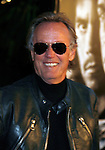 "UNIVERSAL CITY, CA. - March 12: Peter Fonda arrives at the Los Angeles premiere of ""Fast & Furious"" at the Gibson Amphitheatre on March 12, 2009 in Universal City, California."