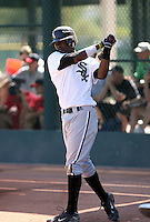 Justin Greene / Chicago White Sox 2008 Instructional League..Photo by:  Bill Mitchell/Four Seam Images