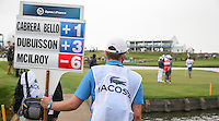 Rory McIlroy (NIR) has the lead of the field at the 15th hole during Round Two of the 100th Open de France, played at Le Golf National, Guyancourt, Paris, France. 01/07/2016. Picture: David Lloyd | Golffile.<br /> <br /> All photos usage must carry mandatory copyright credit (&copy; Golffile | David Lloyd)