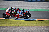 Free practice in a championship of motorcycling GP of Valencia in Spain 2017 in Ricardo Tormo Circuit. Day two. /NortePhoto.com
