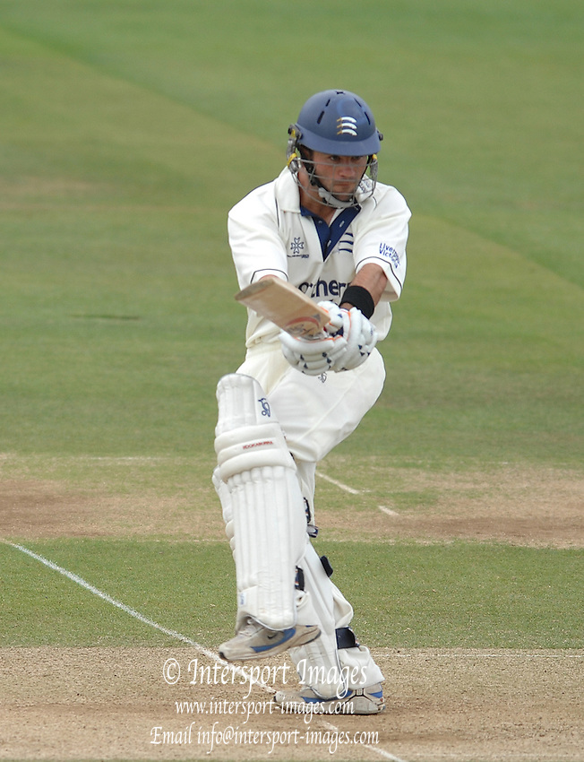 London, GREAT BRITAIN, Ben SCOTT, during the Liverpool Victoria Div 2 County championship match between  Middlesex vs Essex, at Lord's Cricket Ground, England on the 3rd days play.  Sun 17.06.2007  [Mandatory Credit: Peter Spurrier/Intersport-images].....