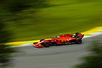15th November 2019; Autodromo Jose Carlos Pace, Sao Paulo, Brazil; Formula One Brazil Grand Prix, Practice Day; Charles Leclerc (MON) Scuderia Ferrari SF90 - editorial UK