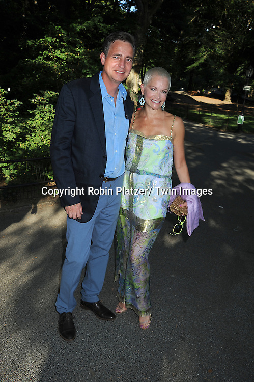 """Guests  attending the Public Theatre's Annual  Gala on June 21, 2010  at the opening of """"The Merchant of Venice"""" at the Delacorte Theatre in Central Park in New York City."""