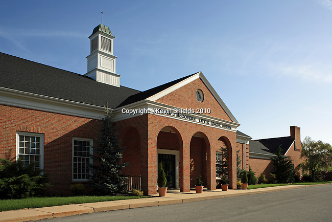 Little League Museum, South Williamsport, Pennsylvania, USA