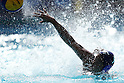 Koji Takei (JPN),<br /> AUGUST 6, 2016 - Water Polo : <br /> Men's Preliminary Round <br /> between Japan 7-8 Greece<br /> at Olympic Aquatics Stadium <br /> during the Rio 2016 Olympic Games in Rio de Janeiro, Brazil. <br /> (Photo by Koji Aoki/AFLO SPORT)