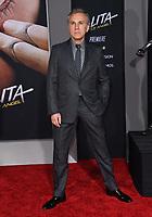 "05 February 2019 - Westwood, California - Christoph Waltz. ""Alita: Battle Angel"" Los Angeles Premiere held at Regency Village Theater. Photo Credit: Birdie Thompson/AdMedia"