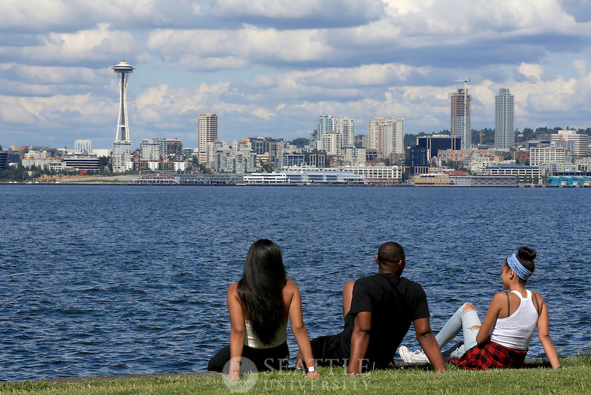 July 13, 2015-  West Seattle - Alki