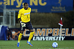 12 December 2014: Providence's Keasel Broome. The University of California Los Angeles Bruins played the Providence College Friars at WakeMed Stadium in Cary, North Carolina in a 2014 NCAA Division I Men's College Cup semifinal match. UCLA won the game 3-2 in overtime.