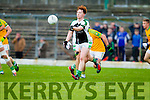 Paul O'Donoghue  South Kerry in action against Daragh Doherty Legion at the Kerry County Senior Football Final at Fitzgerald Stadium on Sunday.