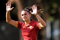Agnese Bonfantini of AS Roma  <br /> Roma 8/9/2019 Stadio Tre Fontane <br /> Luisa Petrucci Trophy 2019<br /> AS Roma - Paris Saint Germain<br /> Photo Andrea Staccioli / Insidefoto