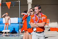 Shea Manning, Head Swim Coach/Director of Aquatics.<br />