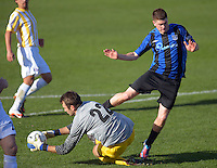 120805 Chatham Cup Football Semifinal - Miramar Rangers v Central United