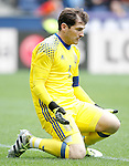 Spain's Iker Casillas during friendly match. June 1,2016.(ALTERPHOTOS/Acero)