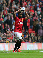 Pictured: Patrice Evra.<br />